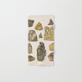 Vintage Gold Minerals Hand & Bath Towel