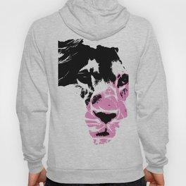 Lion Heart Africa Pink Hoody