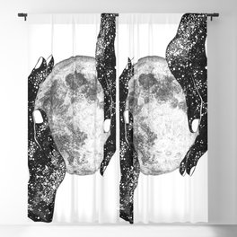 The Magic of the Universe Blackout Curtain
