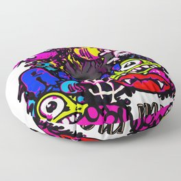Caffeine Me Floor Pillow