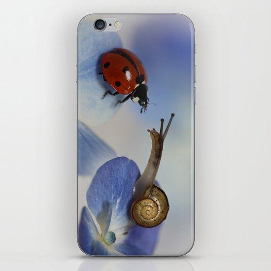 Very nice to meet you! iPhone & iPod Skin