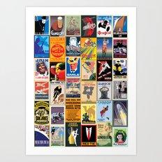 Poster Wallpaper Art Print