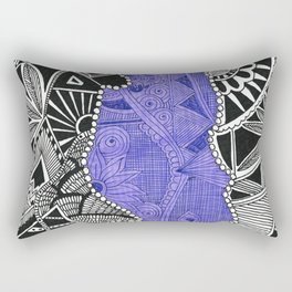 Systematic Chaos 8 Rectangular Pillow