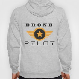 Funny Drone Hobby Pilot graphic For Drone Hobbyists, Gift Hoody