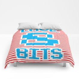 Love 8 Bits, Comforters
