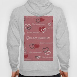 You are awesome by Lu Hoody