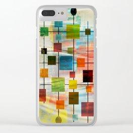 MidMod Graffiti 4.0 Clear iPhone Case