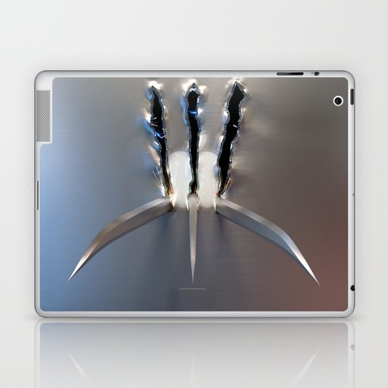 Mutant Canvas....X-Men Laptop & iPad Skin