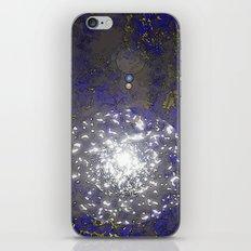 Bombs Bursting In Air iPhone & iPod Skin