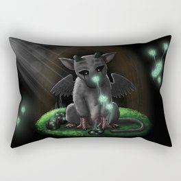 Trico (トリコ, Toriko) - The Last Guardian Rectangular Pillow