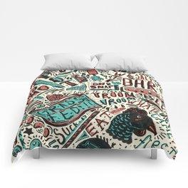 ChiliPot Pattern 2 Comforters