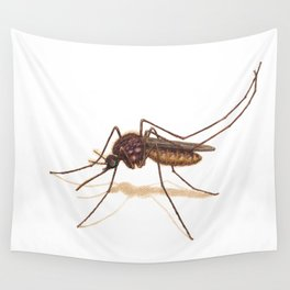 Mosquito by Lars Furtwaengler | Colored Pencil / Pastel Pencil | 2014 Wall Tapestry