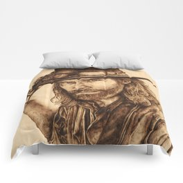 Hell on Wheels Inspired, Mr. Bohannon Comforters