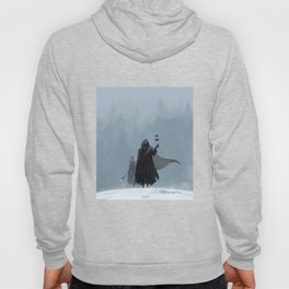 Wolves roam these lands Hoody