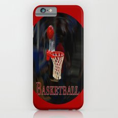 Basketball iPhone 6 Slim Case