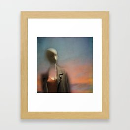 Anonymous Soul Framed Art Print