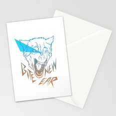 Bite New Year Stationery Cards