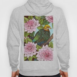Whistling Fruit Dove in Spring Hoody
