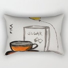 swedish FIKA Rectangular Pillow