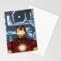 Iron-Man Stationery Cards