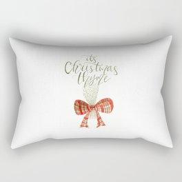 It's Christmas Thyme Rectangular Pillow