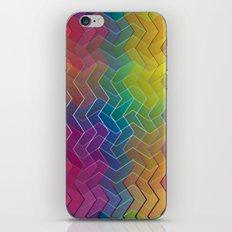 Zigzag & Zigzag 6 iPhone & iPod Skin