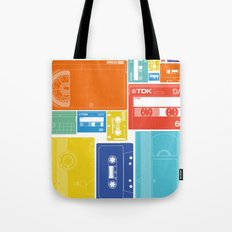 Cassette Heaven Tote Bag