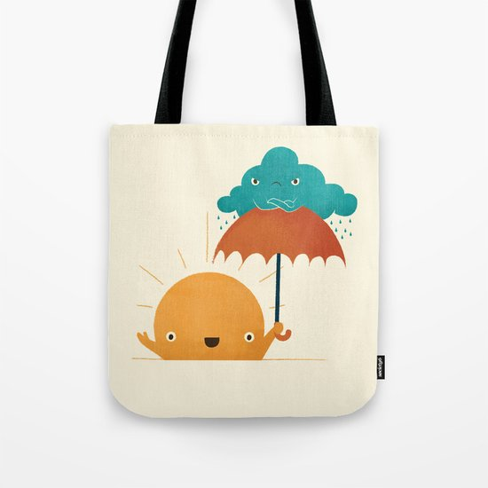 Lighten Up! Tote Bag
