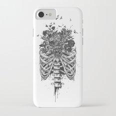 New life (b&w) iPhone 7 Slim Case