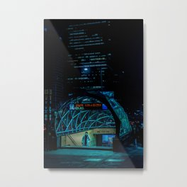 Night Photography by thehipsterjew Metal Print