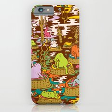 monks into the wood Slim Case iPhone 6s