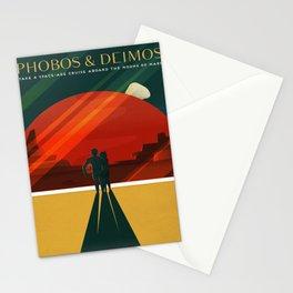 Phobos Deimos Stationery Cards
