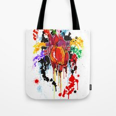 Bleed Creation Tote Bag