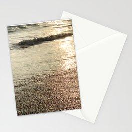 Sunlit Ocean Coast Stationery Cards