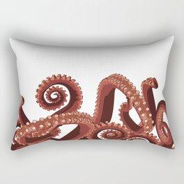 Octopus Tentacles Rectangular Pillow