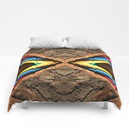 X Letter Comforters