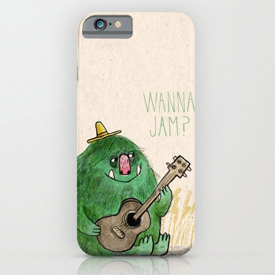 Monster Jam iPhone & iPod Case