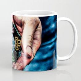 Advent Guard Earth Heart Coffee Mug