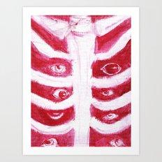 Killer7 Art Print