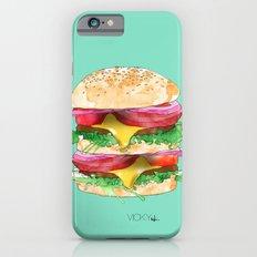 California Burger iPhone 6s Slim Case