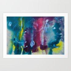 Concerto/Concerti Painting  Art Print