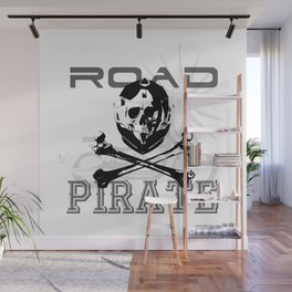 Road Pirates Wall Mural