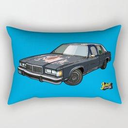 New-York City Rectangular Pillow