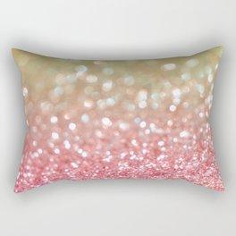 Champagne Tango Rectangular Pillow