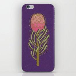 Protea Flower iPhone Skin