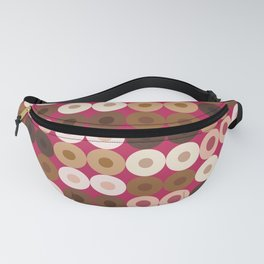 Breast Wishes (pink) Fanny Pack