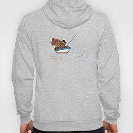 Bear Fishing Hoody