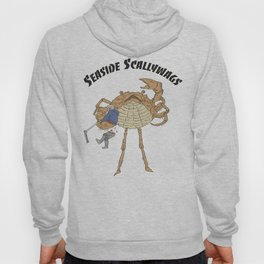 SCALLY CRAB Hoody