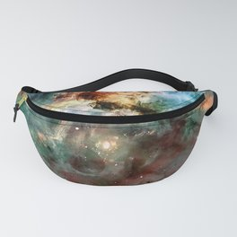 Star Birth in the Extreme Fanny Pack