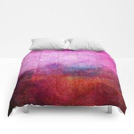 Square Composition X Comforters